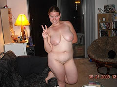 Stupid Fat Girls Nude