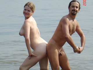 Idiotic Nudist Photos