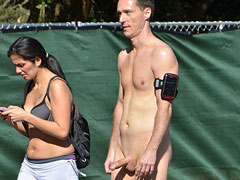 Stupid Public Nudity