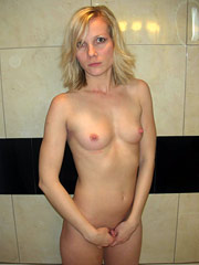 Nude in Funny Positions