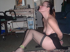 Bound and Gagged GF