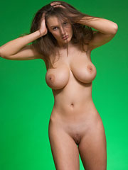 Big Titted Model