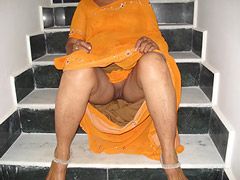 Indian Upskirt