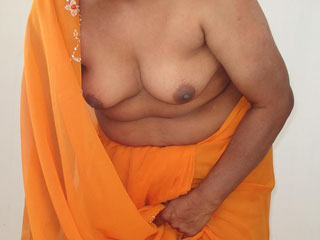 Tits of Indian Woman