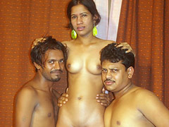 Two Guys and Girl