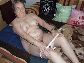 Granny Removing Unde..
