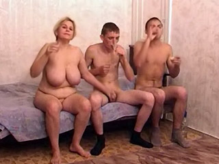 Loving Nudist Family