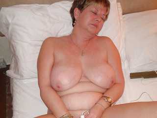 Fat Mature Housewife