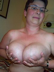 Big Titted Dame Fucked