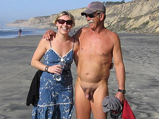 Naughty Nudist Daddy