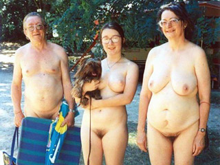 Hairy Pussied Family