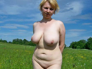 Fat Young Naturists