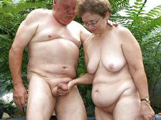 Nudist Naked Grandmothers