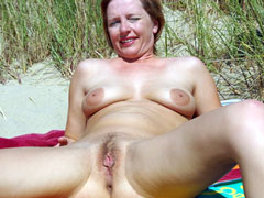 Know one mature nudists pics