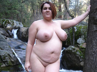 Fat Nudist Housewives