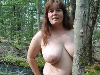 Busty Topless Nudist Moms
