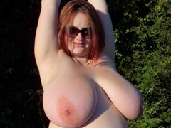 Mature Nudists w. Big Tits