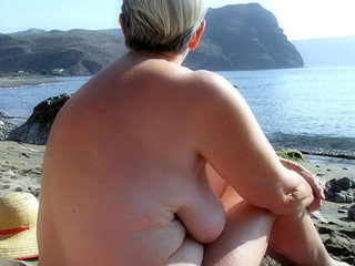 Nudists with Floppy...