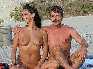 Nudist Old Young Couples