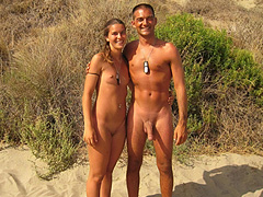 Nudists w. Age Difference