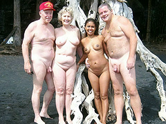 Naturists w. Age Dif..