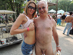 Nudist Teens w. Old...