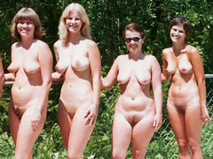 Nudists w. Different..