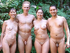 Age Difference Naturists
