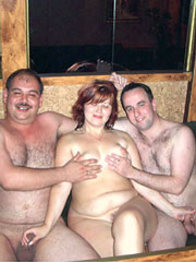 Sauna Group Fun