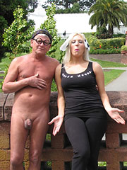 Charming Real father daughter nudist talented