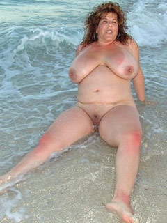 Chubby young Naturists and