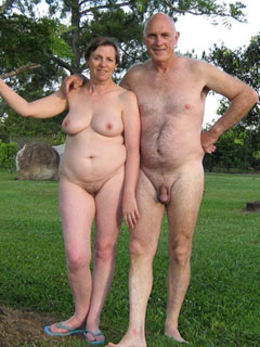 Interesting mature nudists pics for the