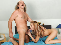 Old Men Get Blowjob from..