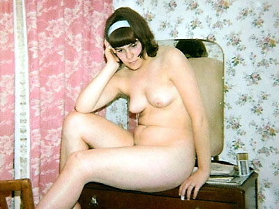 Shy Virgin from 80s