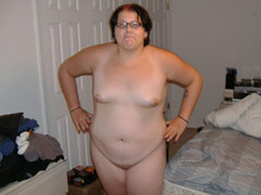 Fat Virgins Standing Nud..